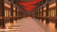 Samuel Romero Zealous King's Throne Room Environment Lighting 1