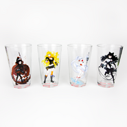 RWBY Team RWBY Pint Glass Set