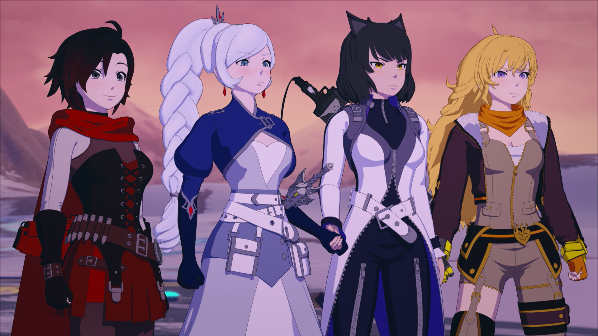 RWBY: Combat Ready Preview | A Pawns Perspective