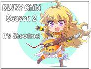 Illustration released of RWBY Chibi Season 2 by Mojojoj