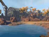 Merlot's Island