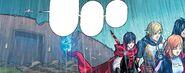 RWBY DC Comics 3 (Chapter 6) Team RNJR leave in despression