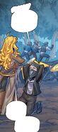RWBY DC Comics 6 (Chapter 11) Yang defeats the Picotee Pirates