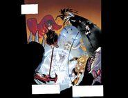 RWBY DC Comics 1 (Chapter 1) Team RWBY fights 03