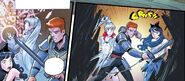 RWBY DC Comics 3 (Chapter 5) Cardin stole Blake's weapon and slash the door
