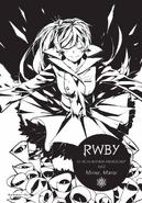 RWBY Manga Anthology Vol. 2 introduction opening cover