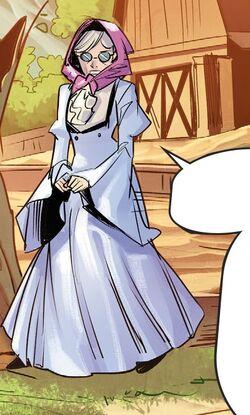 RWBY DC Comics 2 (Chapter 3) Madame Mallari