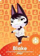 RWBY x Animal Crossing Blake Belladonna