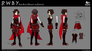 Ruby Volume 7 outfit