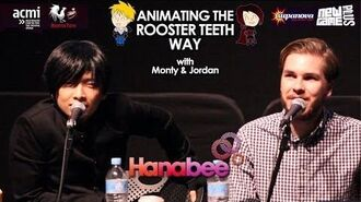 Animating the Rooster Teeth Way Panel w Monty and Jordan-0