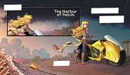 RWBY DC Comics 6 (Chapter 11) Harbor of Patch