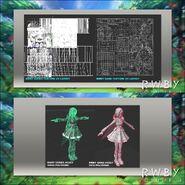 Ruby model show vs game