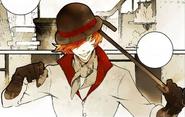 (2018) manga chapter 1, Roman Torchwick