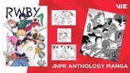 Promotional material for JNPR Anthologies