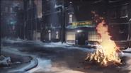 Mantlefire