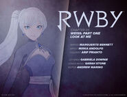 RWBY DC Comics 3 (Chapter 5) introduction cover