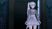V4e2 weiss in the door