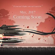 CQ x RWBY tease promotional poster