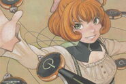 Penny (RWBY Official Japanese Fanbook, Illustration,Kei Toume)