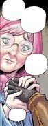 RWBY DC Comics 6 (Chapter 11) Close up of Madame Mallari's face