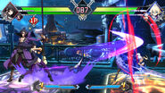 BBTAG character gameplay screenshot of Blake Belladonna 00002