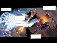 RWBY DC Comics 1 (Chapter 1) Team RWBY fights 04