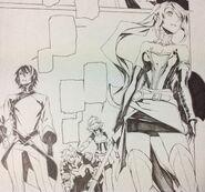 JNPR manga