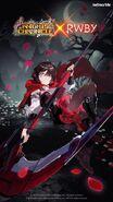 Knights Chronicle x RWBY Ruby Rose's wallpaper