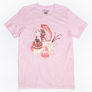 RWBY Neopolitan Strawberry Macaron T-Shirt