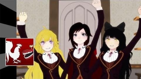 RWBY Chapter 9 The Badge and The Burden
