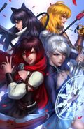 RWBY 6 Variant Issue Cover