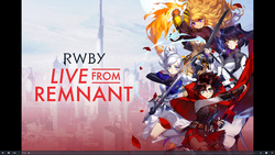 RWBY Live from Remnant thumbnail