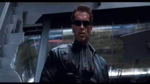 """""""I'll Be Back"""" from Terminator 1-4"""