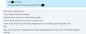 Grif screenshot backtracking step down