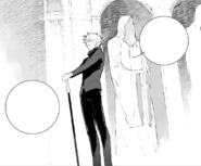 Chapter 14 (2018 manga) Ozpin's speech about missions to the students