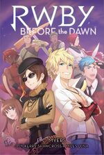 RWBY Before The Dawn cover