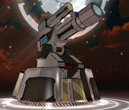 Atlesian Burrow Gun render