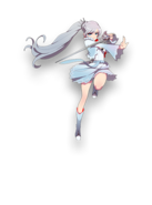 Amity arena character art weiss schnee