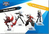 BBTAG Acrylic stands