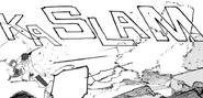 Chapter 19 (2018 manga) Roman defeats Weiss