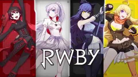 Bilibili代理《RWBY》正版授权同名手游!激燃爽斗,RWBY队战斗再开!