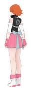 Nora turnaround with bow