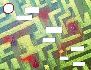 RWBY DC Comics 5 (Chapter 10) Ruby going through the garden maze