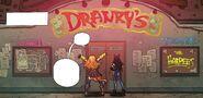 RWBY DC Comics 4 (Chapter 7) DRANCY'S bar