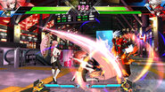 BBTAG character gameplay screenshot of Neo Politan 00001