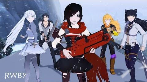 RWBY- Volume 6, Chapter 1- Argus Limited