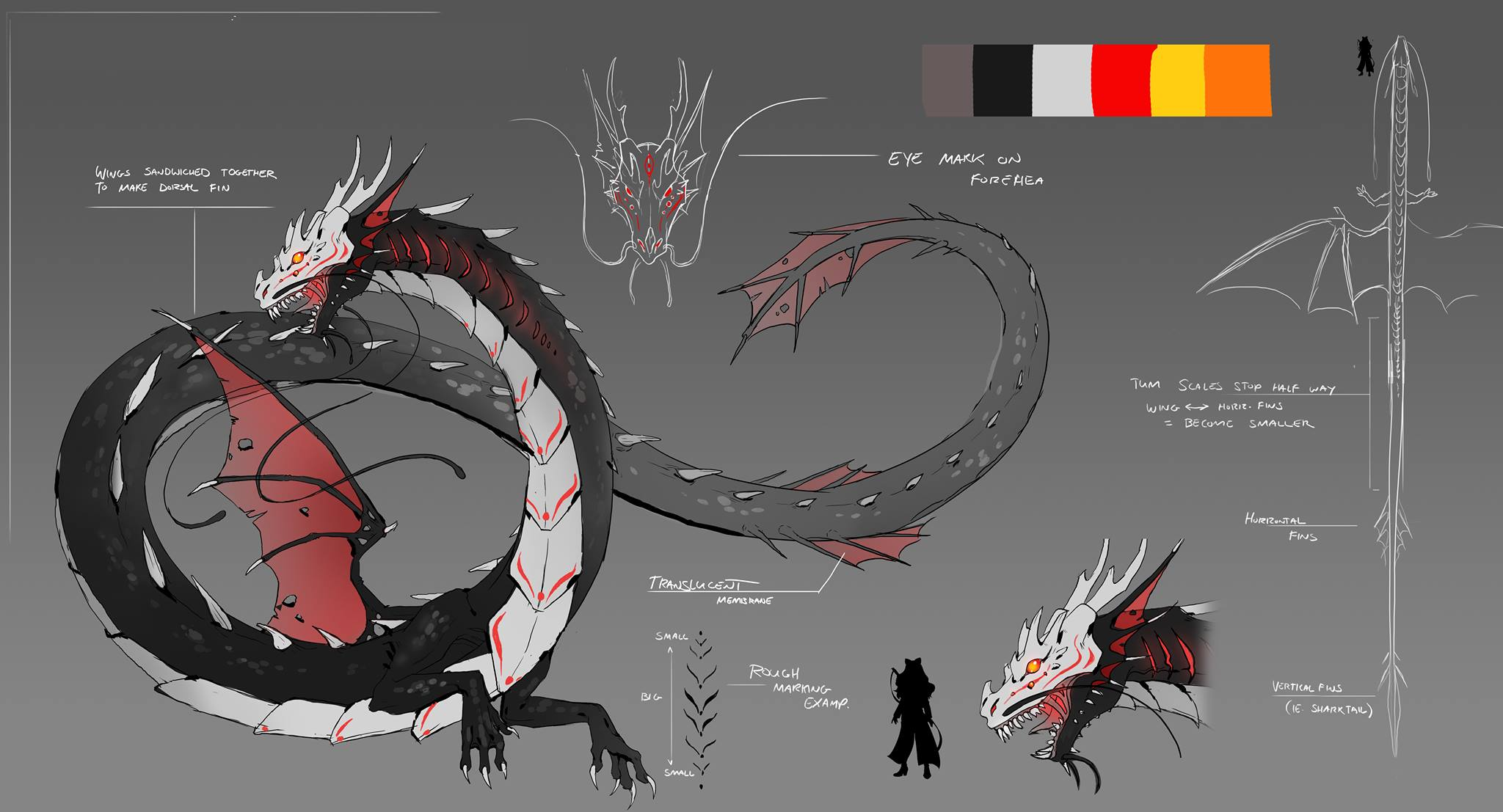 image sea dragon concept art jpg rwby wiki fandom powered by wikia