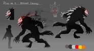 Beowolf Revised Concept Art