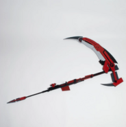 RWBY Crescent Rose Cosplay Weapon