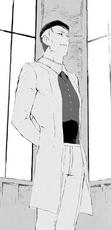 Chapter 9 (2018 manga) James Ironwood